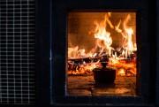 Ici, on cuisine à la chaleur des braises... (PHOTO ÉDOUARD PLANTE-FRÉCHETTE, LA PRESSE) - image 1.0