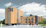 Grâce au projet OBNL L'Habitation 21, les locataires... (ILLUSTRATION FOURNIE PAR AEDIFICA ARCHITECTURE+DESIGN) - image 5.0
