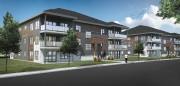 Au complexe immobilier CentroCité, à Sainte-Marthe-sur-le-Lac, il est... (ILLUSTRATION FOURNIE PAR GBD CONSTRUCTION) - image 6.0