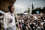 Le général Jean-Marie Michel Mokoko.... (PHOTO MARCO LONGARI, ARCHIVES AFP) - image 2.0