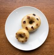 Beignes bacon et érable du Trou de beigne.... (PHOTO FOURNIE PAR LE TROU DE BEIGNE) - image 5.0