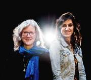 Liliane St-Arnaud, chorégraphe et directrice artistique de la... (Photo Spectre Média, Jessica Garneau) - image 2.0