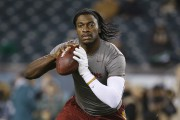 Le quart-arrière Robert Griffin III... (Archives Associated Press) - image 3.0