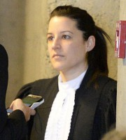 Me Mélanie Renaud, avocate de la défense.... (Photo Le Quotidien, Jeannot Lévesque) - image 3.0