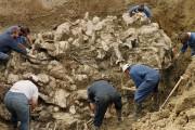 Des fouilles ont été faites en 1996 par... (Archives AP, Staton R. Winter) - image 2.0
