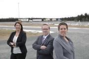 Trois présidents de chambre de commerce pour un... (Sylvain Mayer) - image 4.0