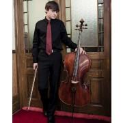 Le jeune violoncelliste virtuose d'Alexandria, Noël Campbell.... (Courtoisie) - image 3.0