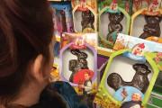 Les chocolats en forme de poule et de... (Audrey Tremblay, Le Nouvelliste) - image 3.0