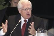 Le député libéral de Dubuc, Serge Simard... (Archives Le Progrès-Dimanche) - image 1.0
