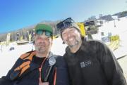 Coorganisateurs du circuit régional de snowboard et du... (Photo Le Progrès-Dimanche, Gimmy Desbiens) - image 2.0