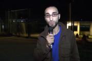 FayçalCheffouapparaît dans une vidéo postée mi-2014 sur l'internet... (IMAGE AFP/YOUTUBE) - image 1.0
