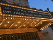 Le Granada Theater de Santa Barbara a accueilli... (photo Geneviève Dion, fournie par l'OSM) - image 1.0