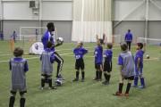 Une soixantaine de joueurs de soccer de 6... (Janick Marois, La Voix de l'Est) - image 3.0