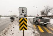 La bretelle de la rue Sherbrooke Est pour... (PHOTO HUGO-SÉBASTIEN AUBERT, LAPRESSE) - image 1.0