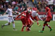 Le Canada s'est incliné 3-0 devant le Mexique... (PhotoDarryl Dyck, La Presse Canadienne) - image 2.0