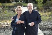 Jacqueline (Marie Tifo) etSamuel (Guy Nadon) dans O'... (Photo fournie par TVA) - image 6.0