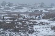 Un petit avion s'est écrasé aux Îles-de-la-Madeleine.... (PHOTO TIRÉE DU COMPTE TWITTER DU MAIRE DES ÎLES-DE-LA-MADELEINE JONATHAN LAPIERRE) - image 1.0