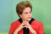 La présidente du Brésil, Dilma Roussef... (Evaristo Sa, Archives AFP) - image 2.0