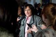 L'ancienne députée néo-démocrate de Gatineau, Françoise Boivin, a... (Adrian Wyld, Archives PC) - image 1.0