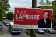 Jean Lapierre a été réélu en 2006 lors... (Photo Rémi Lemée, archives La Presse) - image 2.0