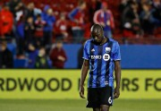 Hassoun Camara et la défense montréalaise ont connu... (Photo Ray Carlin, USA TODAY Sports) - image 2.0