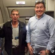 Un jeune Britannique s'est fait prendre en photo... (PHOTO BBC) - image 1.0