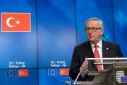 Le président de la Commission européenne,Jean-ClaudeJuncker... (Thierry Charlier, Archives AFP) - image 3.0