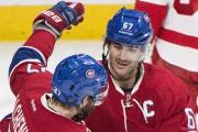 Alex Galchenyuk (27) et Max Pacioretty (67)... (La Presse Canadienne) - image 2.0