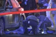La fusillade a eu lieu dans le stationnement... (Photothèque Le Soleil) - image 2.0