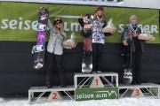 La Saguenéenne Océane Fillion (à droite) a remporté... (Photo tirée de Twitter) - image 2.0
