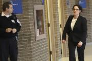 La criminologue Chantal Huot a déposé le rapport... (La Tribune, René-Charles Quirion) - image 1.0