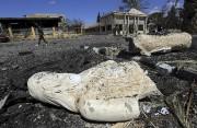 Des statues typiques de l'art palmyrien, comme les... (Joseph Eid, AFP) - image 2.0
