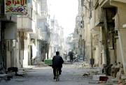 La ville nouvelle porte, elle aussi, les stigmates... (Joseph Eid, AFP) - image 3.0