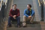 Pierre-Yves Mathieu et Louis Prevost, deux étudiants en... (Le Soleil, Yan Doublet) - image 5.0