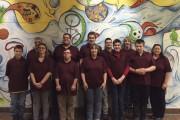 Les 11 membres du club des Typhons de... - image 1.0