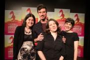 Annick Lefebvre (à gauche) est codirectrice artistique du... (Photo Hugo-Sébastien Aubert, La Presse) - image 1.0
