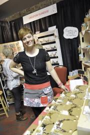 Karine Tremblay a fondé Création Vlimeuse il y... (Photo Le Progrès-dimanche, Rocket Lavoie) - image 4.0