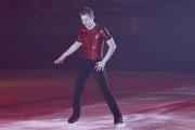 Le jeune patineur de St-Césaire Mathieu Ostiguy, invité... (Julie Catudal, La Voix de l'Est) - image 1.0