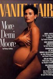 Demi Moore en couverture deVanity Fair... (IMAGE TIRÉE DE VANITY FAIR) - image 2.0