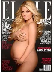 Jessica Simpsonen couverture du magazine Elle... (IMAGE TIRÉE DU ELLE) - image 2.1