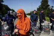 L'opération a été effectuée sous surveillance policière.... (Bulent Kilic, AFP) - image 2.0