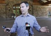 Thomas Staggs,numéro deux du groupe Disney,quitterait son poste... (AP, Rick Bowmer) - image 2.0