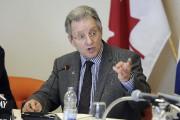 Le maire Jean Tremblay a précisé que le... (Photo Le Quotidien, Mariane L. St-Gelais) - image 1.0