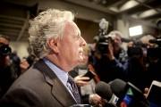 L'ancien premier ministre du Québec, Jean Charest, a... (La Presse, André Pichette) - image 6.0