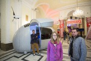 Les créateurs de l'Ecocapsule Tomas et Igor Zacek... (PHOTO FOURNIE PAR NICE ARCHITECTS) - image 3.0