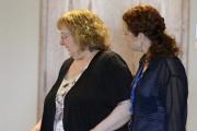 Plusieurs membres de la famille des victimes étaient... (Photo Le Quotidien, Jeannot Lévesque) - image 2.0