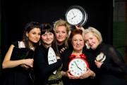 Les cinq comédiennes d'Albertine en cinq temps de... (PHOTO ALAIN ROBERGE, ARCHIVES LA PRESSE) - image 2.0