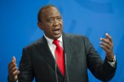 Le président du Kenya, Uhuru Kenyatta... (Photo Steffi Loos, AFP) - image 7.1
