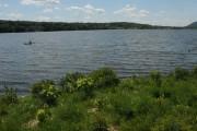Le lac Waterloo... (Archives La Voix de l'Est) - image 5.0