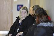 La famille d'Yves Martin était présente au Palais... (Photo Le Quotidien, Rocket Lavoie) - image 1.0